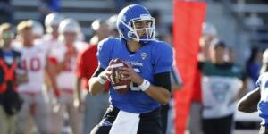 UB player, in action against Stony Brook ,on Saturday, Sept. 14, 2013. (Harry Scull Jr./Buffalo News)
